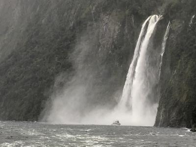 3つの自然の世界遺産を持つ国NZ11(ミルフォードサウンド)