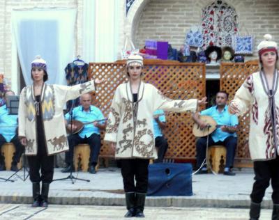 中央アジアの旅 第14日目 ブハラ市内観光 ②