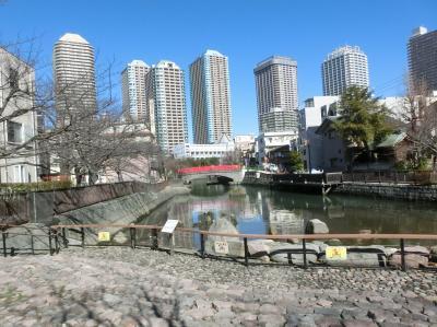東京文学・歴史散歩33。中央区を歩くその3:永代橋から新川、佃島。