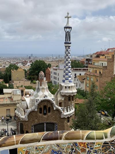 サクッとスペイン2019⑤バルセロナ(グエル公園~カサバトリョ~フラメンコ~帰国)