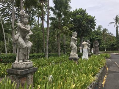 2020年越、台北経由バリヌサドゥアの旅④リゾートでの最終日@カユマニスヌサドゥア