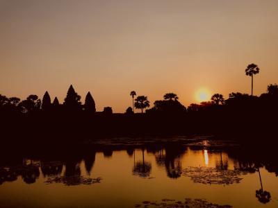 カンボジア/アンコールワット