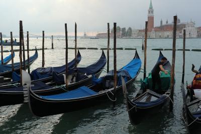 ヨーロッパ鉄道の旅2019 第1回 東京からベネチアへ(午前中)From Tokyo to Venezia