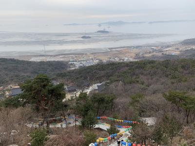 日帰りソウルで6年半振りの江華島へ
