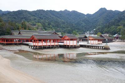 福井発百万石ドリーム広島号で行く2泊5日広島の旅 1