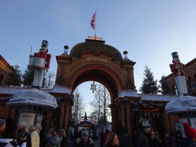 2019年末.コペンハーゲン&ブリュッセルのクリスマス.ANA&スタアラビジネス【コペンハーゲン編】3泊5日