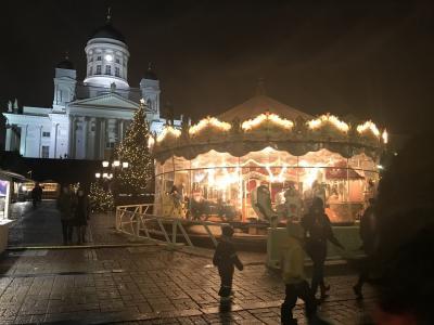 【北欧】ロヴァニエミ、ヘルシンキの旅⑥