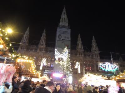 今年は9連休!ドイツのクリスマスマーケットとウィーンの年越し③
