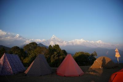 ネパール カトマンズ・ポカラ旅行 8泊