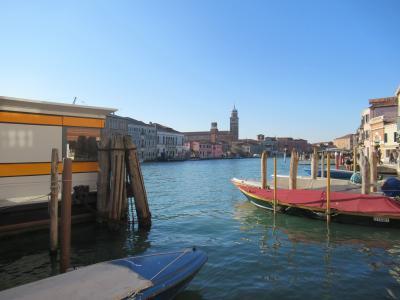 年末年始はイタリアで② ベネチア離島めぐりとバーカロ体験編