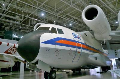 ■ 岐阜かかみがはら航空宇宙博物館見学の旅 <岐阜県>