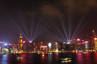 香港マカオへ行っちゃお♪DAY1