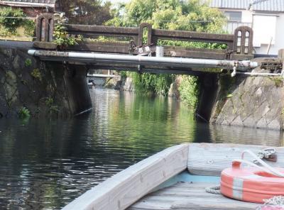 柳川を満喫