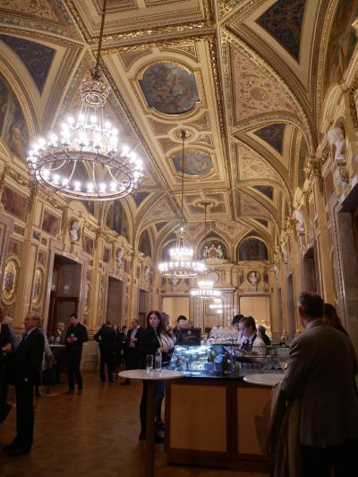 秋のウィーンで音楽三昧の旅 その7 旅の締めくくりは国立オペラ座でオペラ鑑賞!