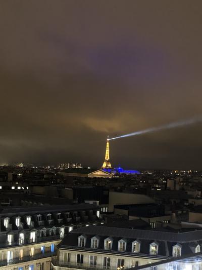 2020年モンサンミッシェル~パリ