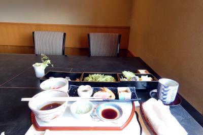 沼津で過ごす週末 沼津仲見世商店街 沼津リバーサイドホテル 日本料理 かの川の昼食