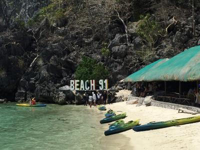 夫婦+5歳児フィリピン旅行ー後編(コロン島~マニラ)