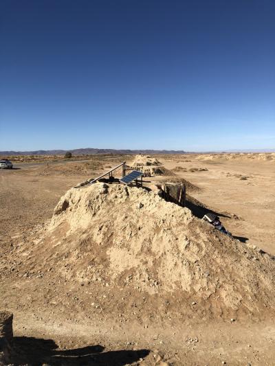 熟年夫婦の旅 初めてのアフリカ大陸、モロッコへ⑤サハラ砂漠は続く