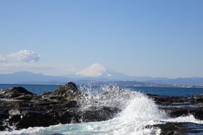 ぶらり散歩 江の島 2020.1