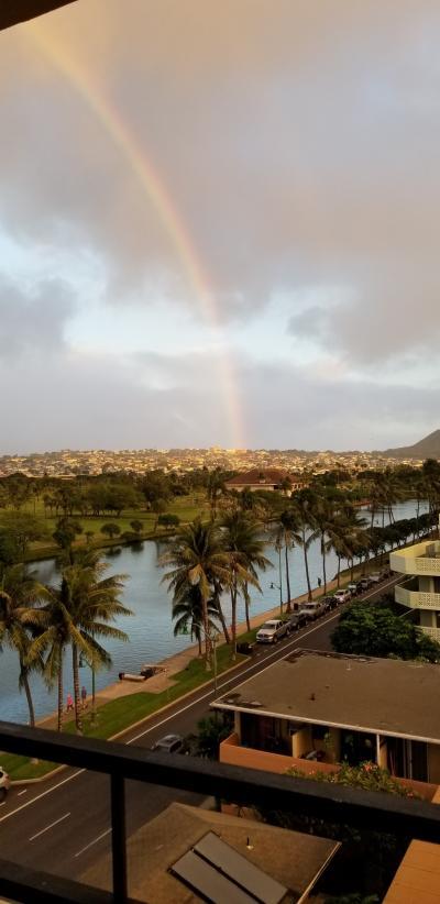 トラブル続きのハワイ夫婦ふたり旅②