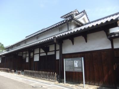 富田林市寺内町の古い街並みを見に行きました