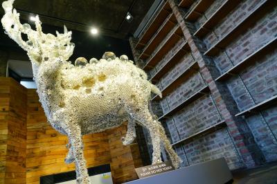 2020韓国で現代アートをさがす旅vol.2(ソウル:アラリオミュージアム)