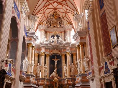 バルト3国とちょっとだけヘルシンキ8日間の旅 4.リトアニア 十字架の丘とカウナス市内観光