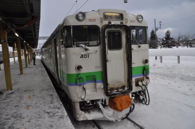 2020年1月北海道鉄道旅行8(札沼線前篇)