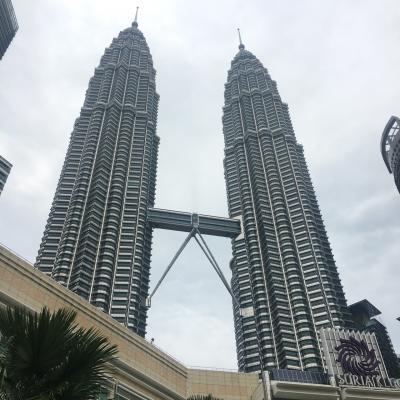 マレーシア、KL!