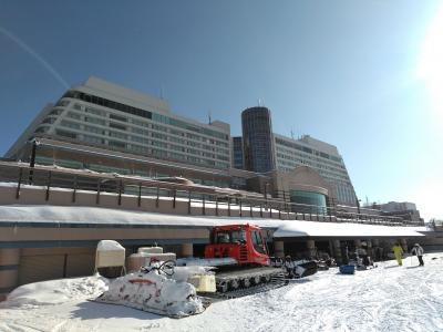 2020 北海道スノボ旅(2) ~ウィンザー、倶知安、ニセコ~