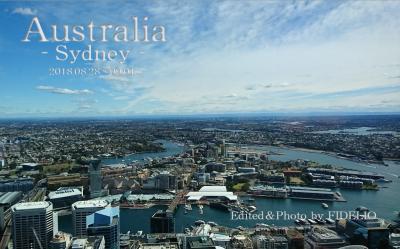 2018夏 オーストラリア・シドニー回顧録 <第4幕> 【4日目:シドニー街歩き編】