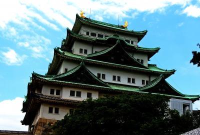 名古屋城巡り