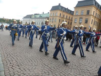 5歳娘を連れて夏休みスウェーデン・ノルウェー11日間の旅3-やっと到着ストックホルム!ガムラスタン編