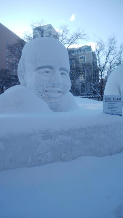 20冬 札幌雪まつり