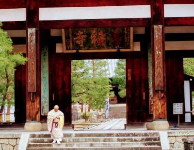 黄檗山萬福寺と京都の焼肉弘に六曜社珈琲店、大阪の洋食屋を二軒