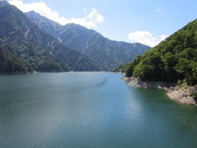 2019年9月17日:ダムカード収集-43 & 関東道の駅SR 番外編8 (その3) 名実ともに日本一の黒部ダム訪問・黒部湖へ