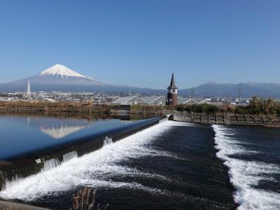 散歩・潤井川周辺 2020.01.20