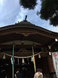 2020年開運スポット●鳩森八幡神社へ