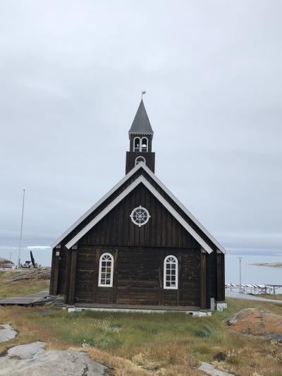 2019年8月 アイスランド・グリーンランド ・ちょこっとロンドンに行って来ました。Part.4.グリーンランド