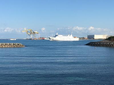 JAL修行を兼ねて、弾丸沖縄