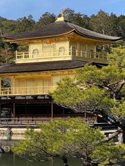 節分祭の吉田神社から金閣寺へ