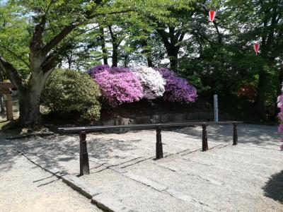 急行津軽で5年ぶりの弘前  ー (2) 意外ですがはじめての秋田観光(1)千秋公園