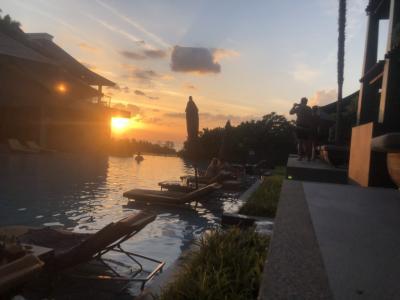 プーケット4泊6日年越旅行記①ガラディナー@avistahideaway phuket patong