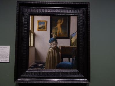London(1.2) National Gallery に Leonardo がない!ウッソ!まさか!そんな!
