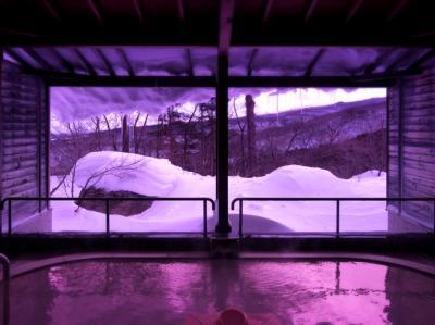 天才作曲家「古関裕而記念館」と、雪化粧高湯のほっこり湯めぐり