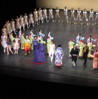 最終夜はオペラ座でバレエ鑑賞&美術史博物館は見応え充分@やっぱりウイーン!