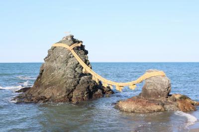 初めてのお伊勢参りへ 夫婦岩とサン浦島悠季の里 宿泊編 誕生日旅行1日目
