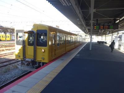 山口県南部と筑豊周辺の鉄道に乗ってきた【その2】 国鉄形電車に乗って宇部線を行く
