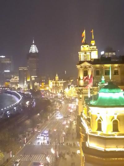 上海☆フェアモントピースホテルでのんびり♪2019.12