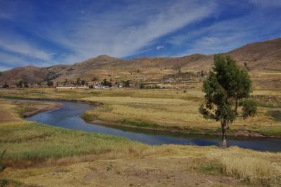 南米ペルー バス車窓の旅